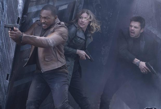 Hóa ra Captain America – Steve Roger là tra nam, bỏ Sharon bôn ba nơi đất khách?-1