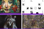 Chọn hình ảnh thử cảm nhận nghệ thuật, chúng tôi sẽ tiết lộ tính cách của bạn
