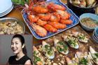 Ngồi ăn ốc lai rai tầm Hà Tăng cũng khác: Bày biện y hệt bàn buffet