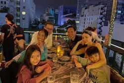 Nhà Hà Hồ gặp nhà Đoan Trang: 2 nhóc tỳ chiếm spotlight