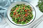 Thịt băm xào với hạt này vừa ngon, trôi cơm lại bổ dưỡng gấp nhiều lần