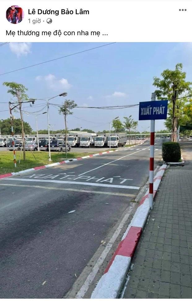 Lê Dương Bảo Lâm thi bằng lái xe lần thứ 14 vẫn rớt-1