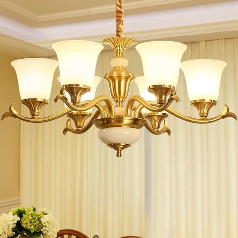 Treo đèn chùm thế nào để kích thích vượng tài, giúp gia chủ làm ăn phát đạt?-1