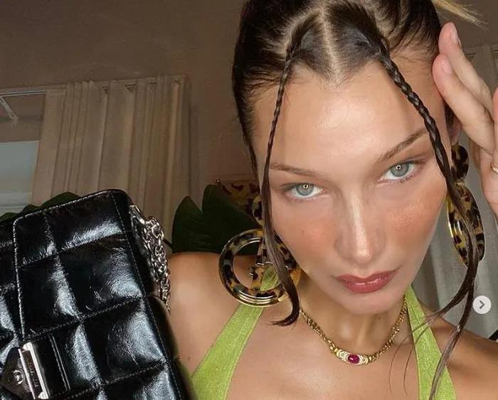 Kiểu tóc thập niên 90 giống Jennie (BLACKPINK) cực dễ làm-4