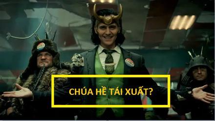 'Thần lừa' Loki tự biến mình thành 'Chúa hề' mới kinh