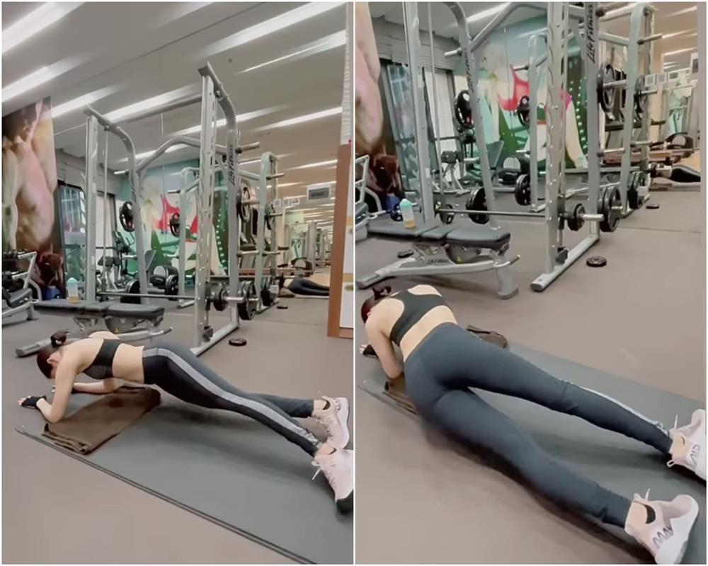 Bảo Anh - Chi Pu - Hà Hồ tập yoga mọi lúc mọi nơi để giữ body đẹp như tạc-2