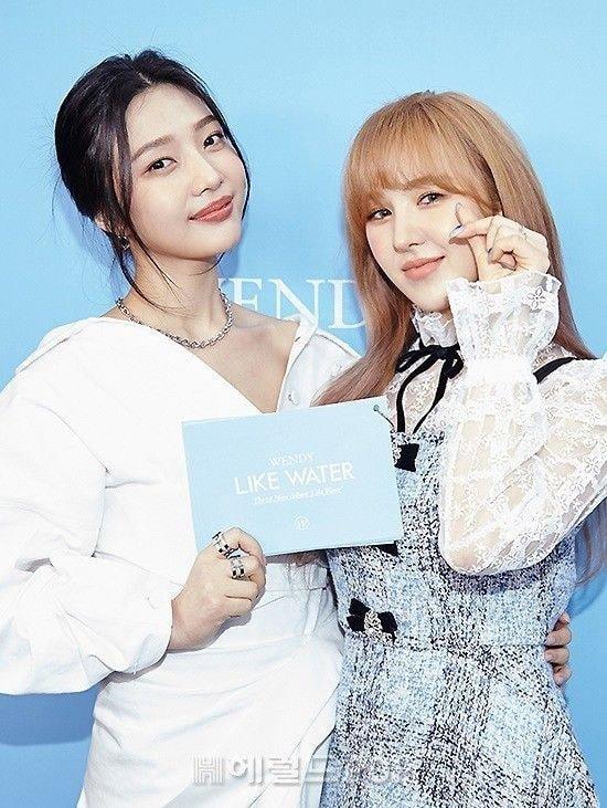Wendy Red Velvet mặt hơi nhựa vẫn hút fan nhờ visual kịch độc-5