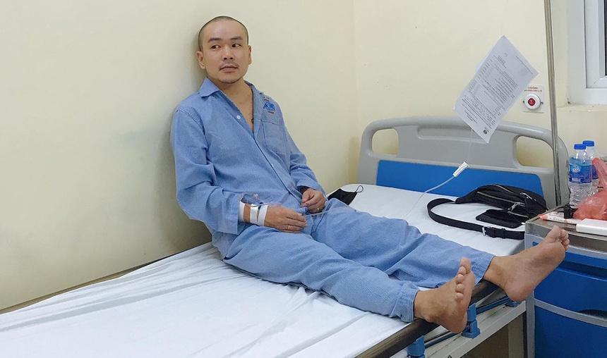 Diễn viên Đức Thịnh: Tôi điều trị hết phác đồ nhưng khối u vẫn còn-2