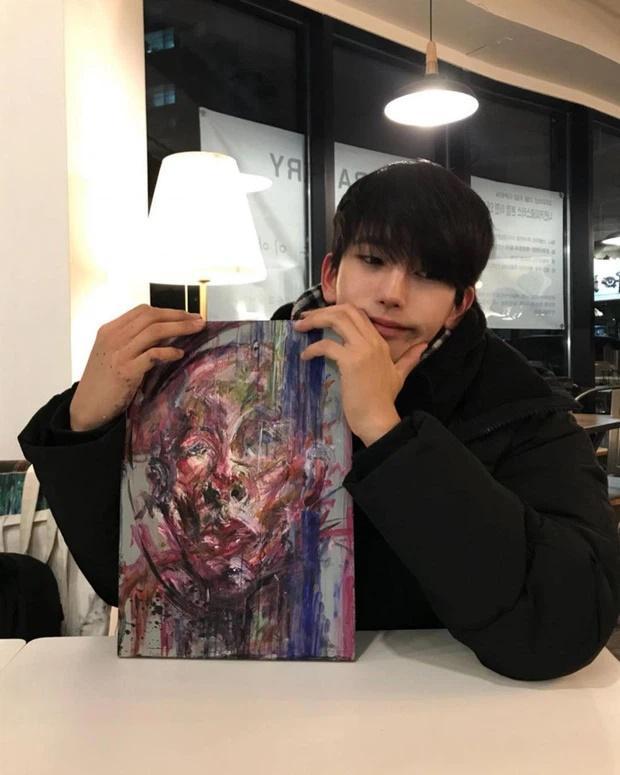 Xuất hiện Mũi trưởng Long phiên bản Hàn Quốc cực điển trai-5