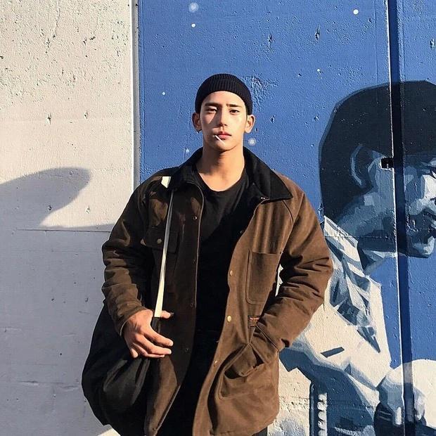 Xuất hiện Mũi trưởng Long phiên bản Hàn Quốc cực điển trai-7