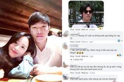 Fan sốc trước tin Xuân Trường lấy vợ: Tạm biệt, khóc xong rồi cất gọn poster