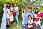 Lọ Lem sinh nhật ở resort sang chảnh nhưng phong cách vẫn chuẩn 'con gái Quyền Linh'