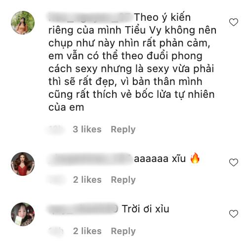 Hoa hậu Tiểu Vy đố ai khuyên được em ngừng sexy?-4