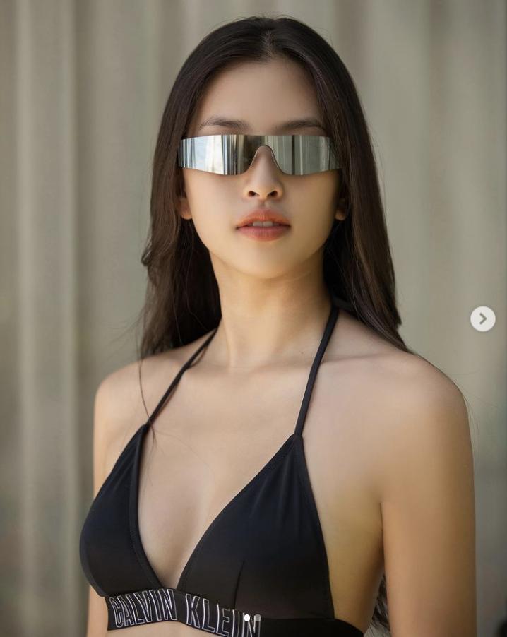 Hoa hậu Tiểu Vy đố ai khuyên được em ngừng sexy?-6