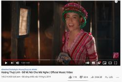 Nữ ca sĩ duy nhất làng nhạc Việt sở hữu MV 1 triệu like