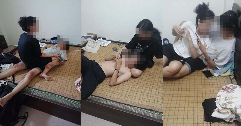 Nữ sinh Hà Nội bóc phốt chị cùng phòng ở bẩn, dẫn trai về diễn đủ trò-3