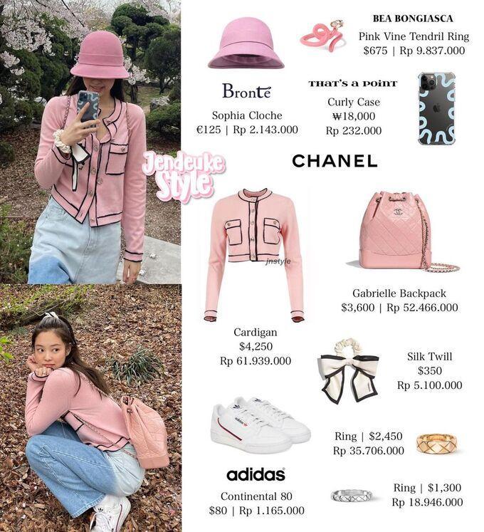 Jennie mặc áo Chanel trăm triệu đồng nhưng bị chê như đồ chợ-3