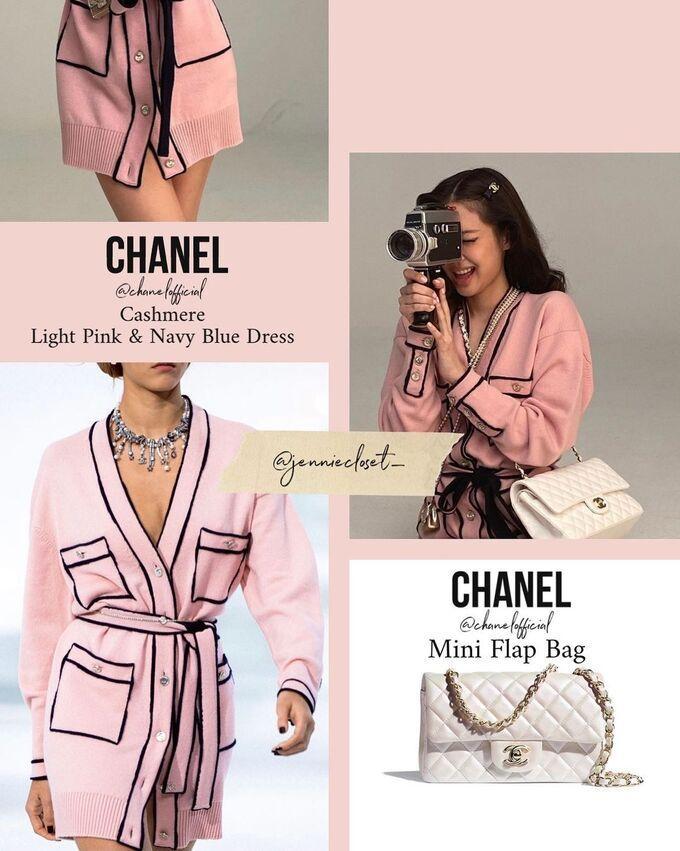 Jennie mặc áo Chanel trăm triệu đồng nhưng bị chê như đồ chợ-5
