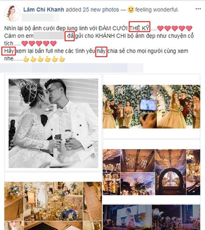 Sao Việt sai chính tả: hoàng tử Vpop và nữ hoàng giải trí đủ cả-10