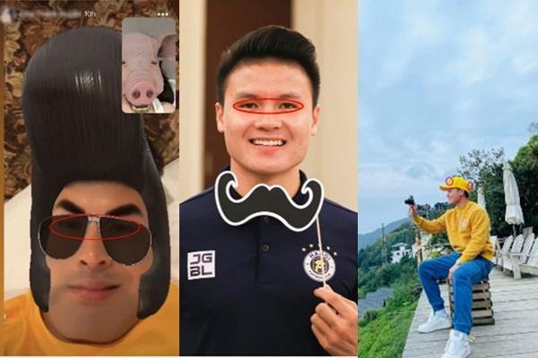Tưởng đẹp tự nhiên, bồ mới Quang Hải lộ ảnh sửa nát mặt-8