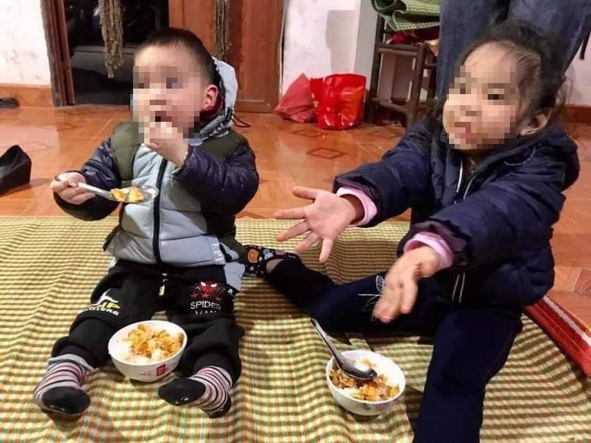 2 chị em bị bỏ rơi ở Hà Nội: Người bố trong khai sinh quyết không nhận con-1