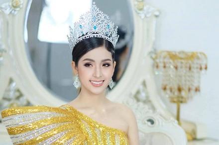 Đại diện mới của Lào tại Miss World