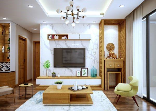 Đặt bàn thờ trong phòng khách nhớ tránh phạm 3 điều sau để được Thần Phật che chở-2