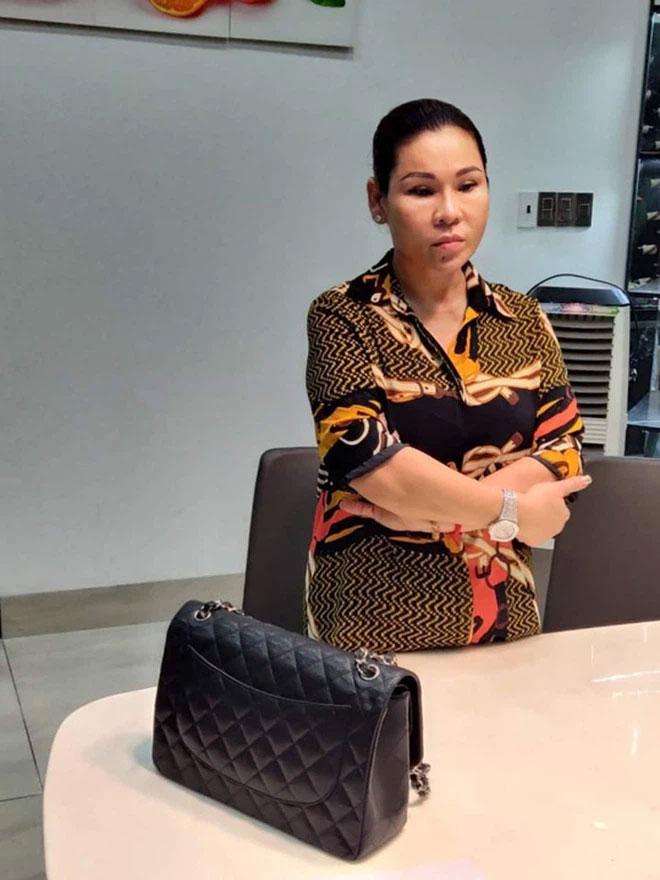Vợ nam diễn viên Kinh Quốc bị bắt vì cho vay nặng lãi-1