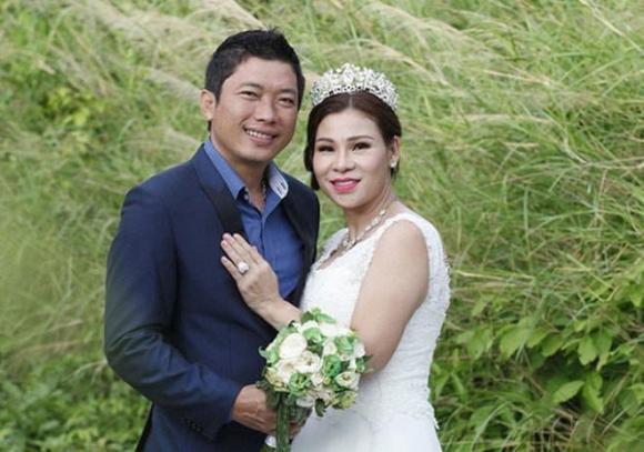 Hôn nhân Kinh Quốc: Hay cãi nhau, vợ đại gia không thích showbiz-3