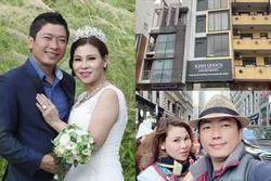 Hôn nhân Kinh Quốc: Hay cãi nhau, vợ đại gia không thích showbiz