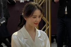 Vẻ đẹp xuất sắc của Lưu Thi Thi trong ảnh chưa chỉnh sửa