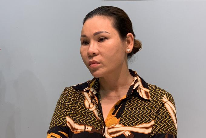 Cận cảnh ngoại hình vợ Kinh Quốc - đại gia Lâm Thị Thu Trà-1
