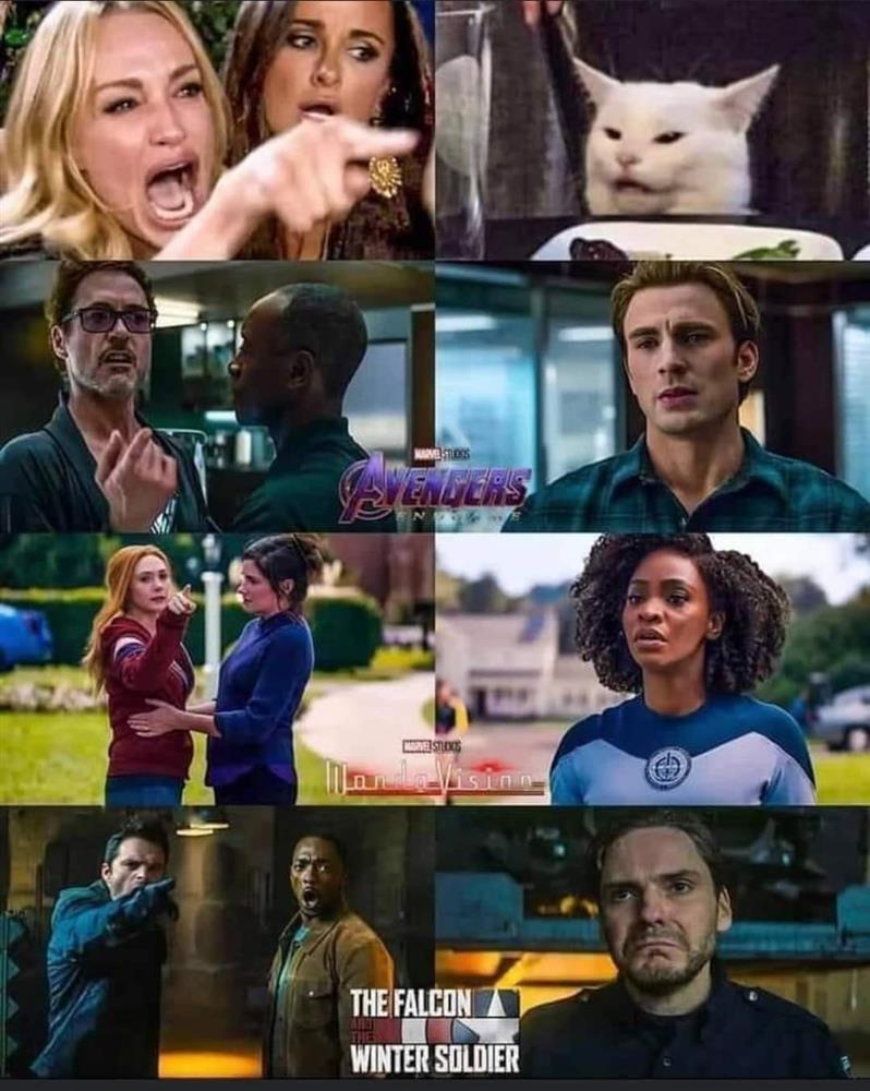 Loạt meme mới của Marvel kèm lời giải thích vừa đọc vừa sướng-5