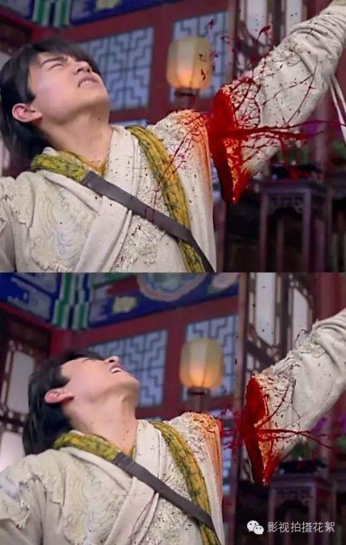 Cười sặc nước loạt kỹ xảo cùi bắp kém swang của phim Trung Quốc-3