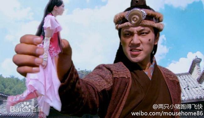 Cười sặc nước loạt kỹ xảo cùi bắp kém swang của phim Trung Quốc-7