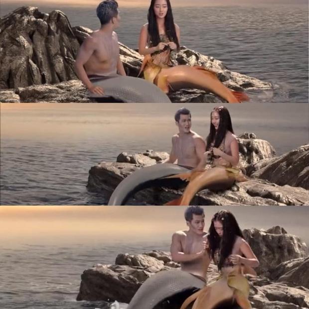 Cười sặc nước loạt kỹ xảo cùi bắp kém swang của phim Trung Quốc-10