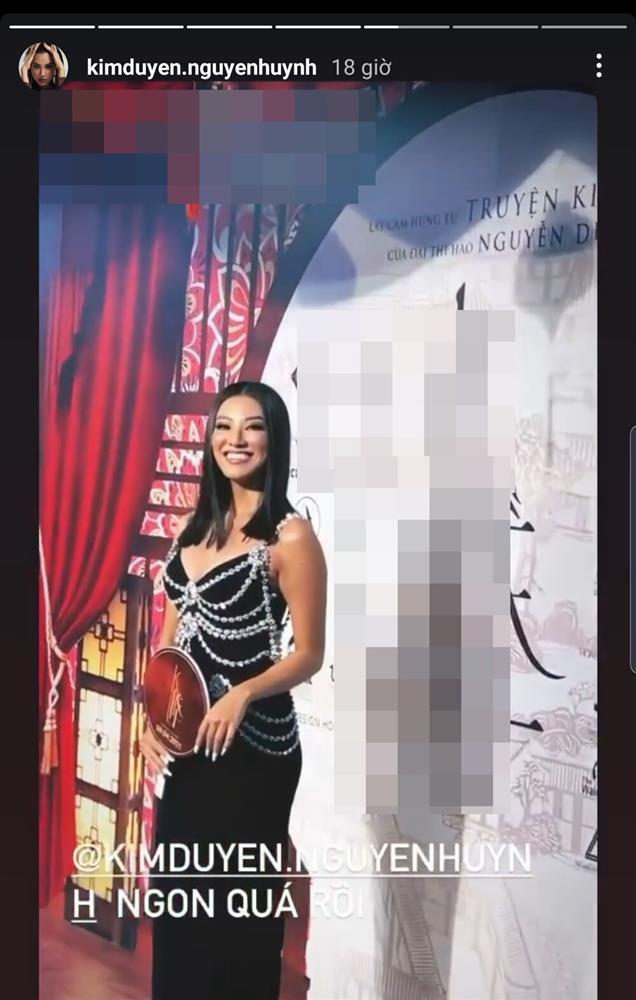Á hậu Kim Duyên lên tiếng trước ồn ào mặc váy nhái Chanel-2