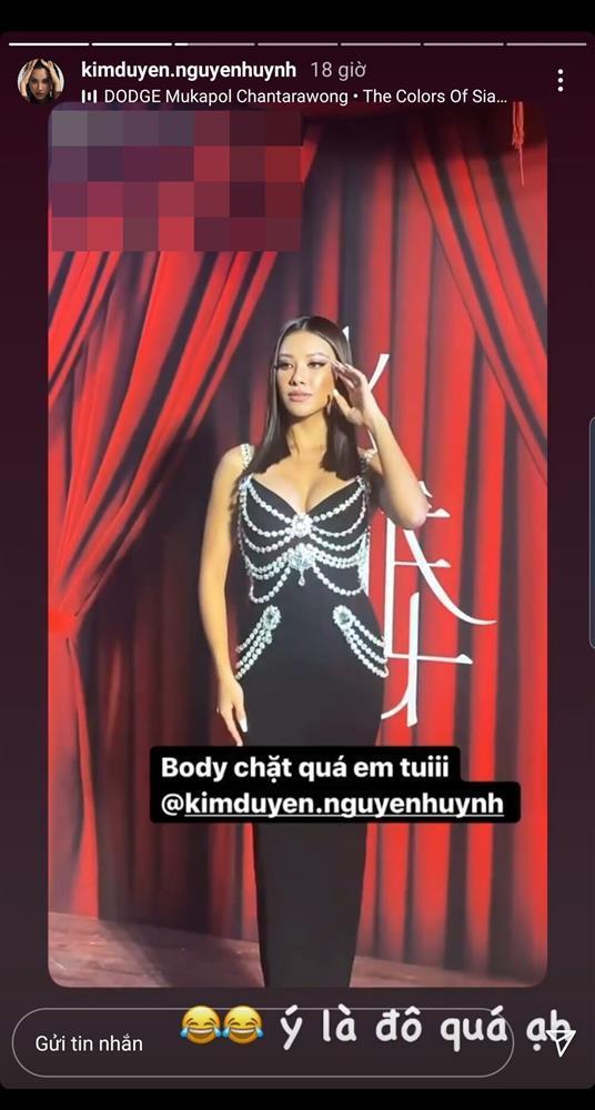 Á hậu Kim Duyên lên tiếng trước ồn ào mặc váy nhái Chanel-3