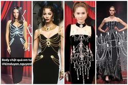 Á hậu Kim Duyên lên tiếng trước ồn ào mặc váy nhái Chanel