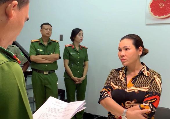 Thông báo tìm bị hại vụ cho vay nặng lãi của vợ diễn viên Kinh Quốc-2