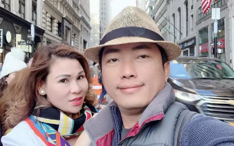 Động thái gây chú ý của diễn viên Kinh Quốc sau khi vợ đại gia bị bắt-2