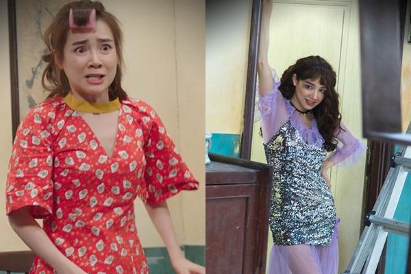 Kinh hoàng với Nhã Phương và thời trang xấu điên đảo ở Cây Táo Nở Hoa-2