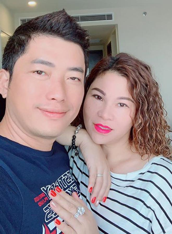 Trước khi bị bắt, vợ đại gia từng chửi thẳng mặt diễn viên Kinh Quốc-2
