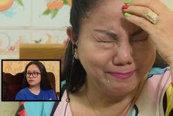 'Nữ hoàng cát-xê' Ngọc Ánh khóc nấc khi con gái 16 tuổi quyết không lấy chồng