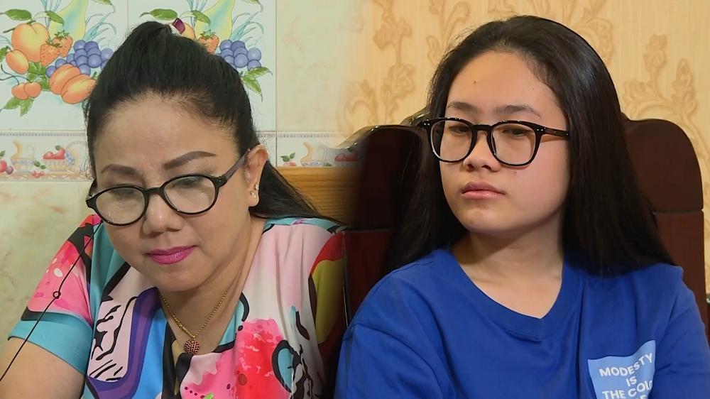 Nữ hoàng cát-xê Ngọc Ánh khóc nấc khi con gái 16 tuổi quyết không lấy chồng-4