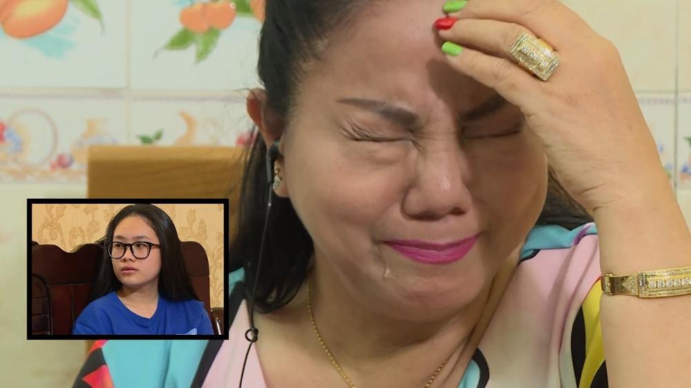 Nữ hoàng cát-xê Ngọc Ánh khóc nấc khi con gái 16 tuổi quyết không lấy chồng-8