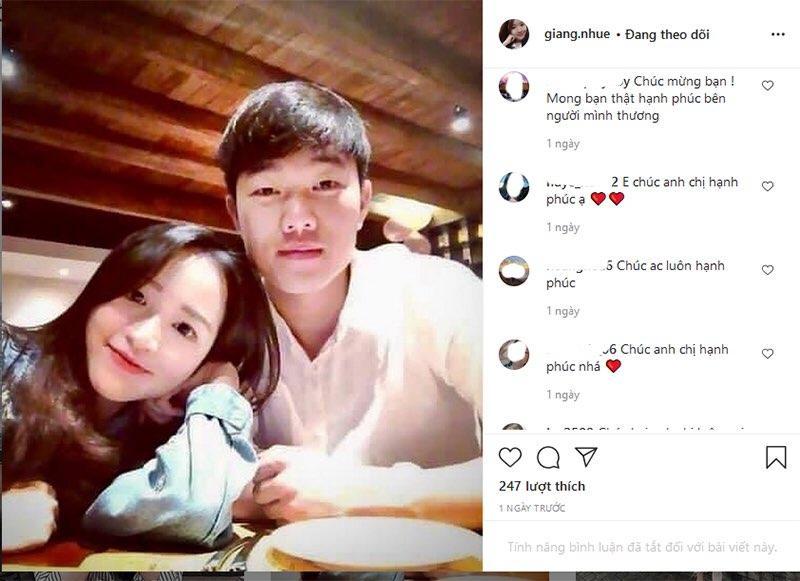 Xuân Trường vẫn ở Đà Nẵng, bạn gái tuyên bố độc thân trước lễ ăn hỏi-3
