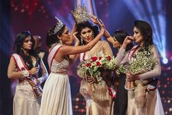 Người giật vương miện Hoa hậu Quý bà Sri Lanka bị bắt