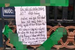 Giao dây dắt chó 103k mà cả tuần khách kêu bận, shipper viết tâm thư bá đạo