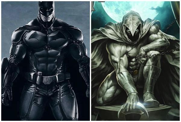 Siêu anh hùng Marvel và DC giống nhau lú cái đầu, bên nào dùng hàng nhái?-2